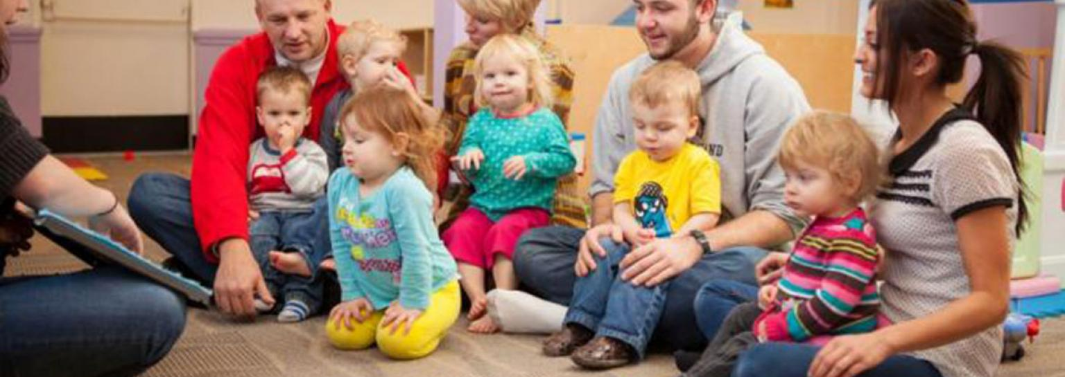 Early Childhood Education at VIU: Learning with Kids